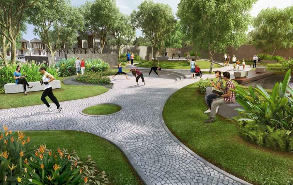 Wellness Healing Garden